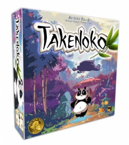 takenoko box image