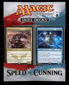 Duel Decks: Speed Vs Cunning coming September 5th, 2014!
