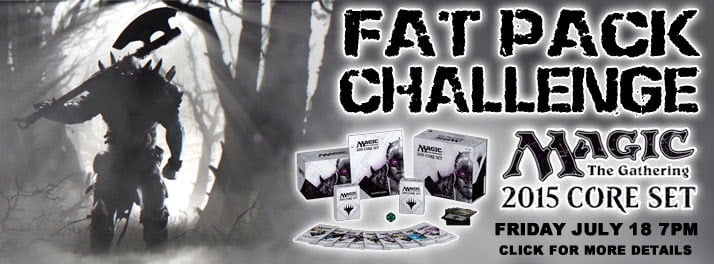 fat Pack Challenge