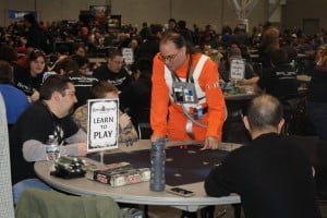 Teaching Xwing PAX East 2015