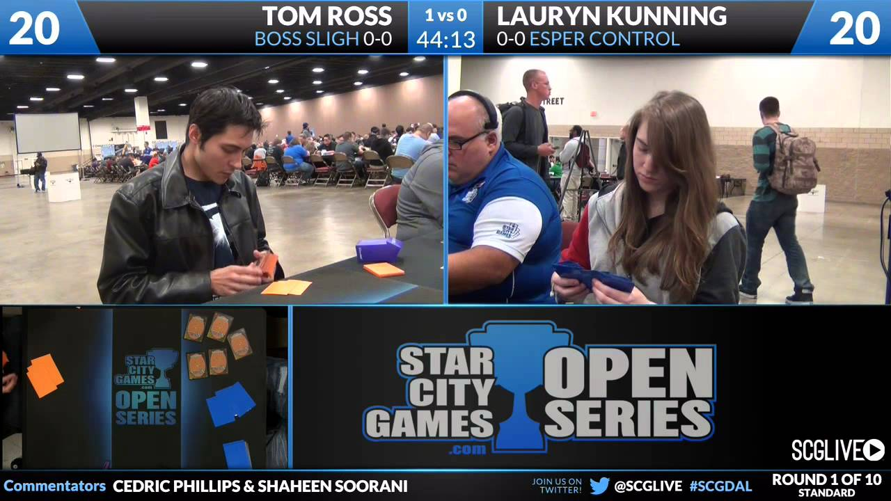 scg open series