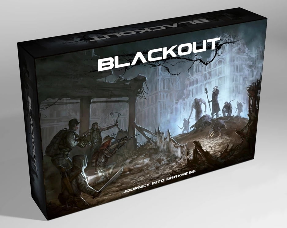 Blackout game box