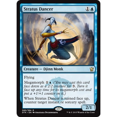 stratus dancer card