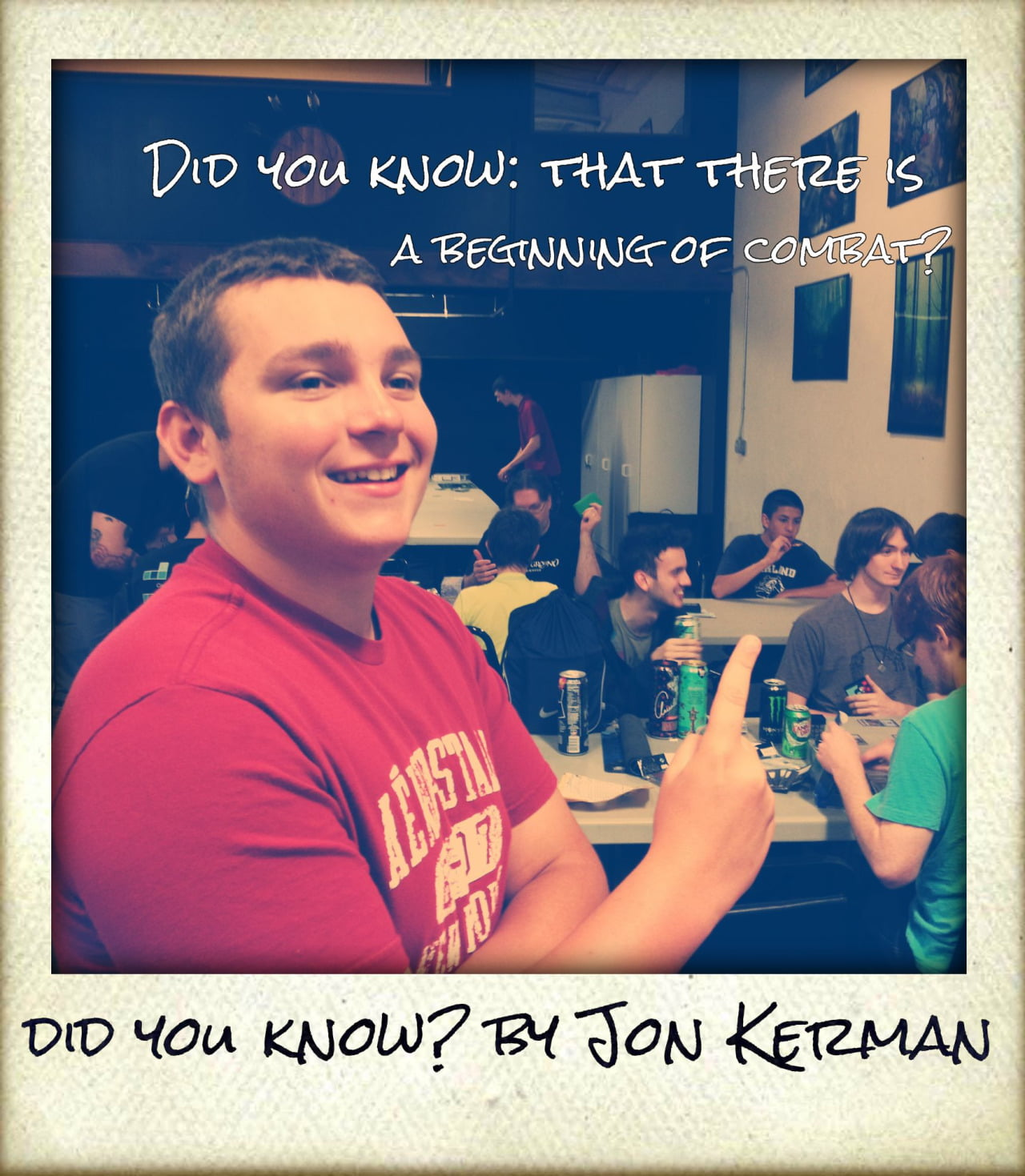 kerman did you know